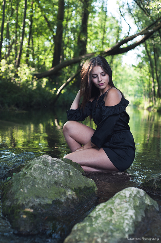 Annamaria by BasementPhotography