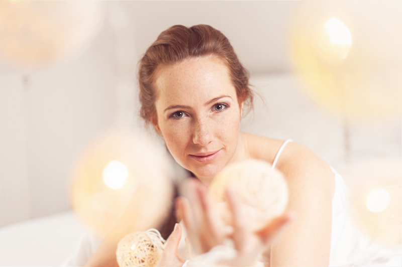 Homeshooting mit Kathi by BasementPhotography